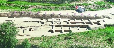 山西吕梁发现大规模史前时期房址 600627