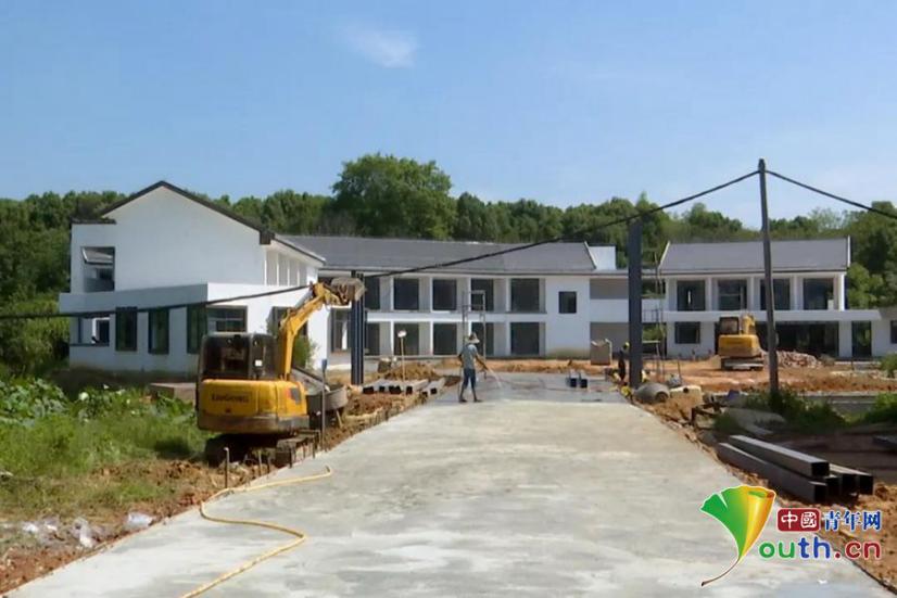 南昌新建区:项目建设掀飓风 发展脚步不停歇
