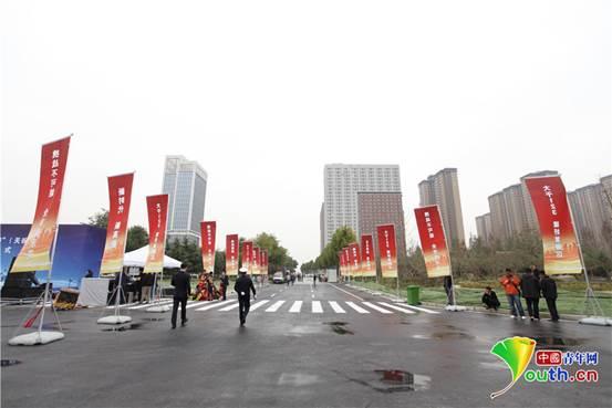 西安高新区 断头路 天谷六路通车 贯通软件新城与西三环
